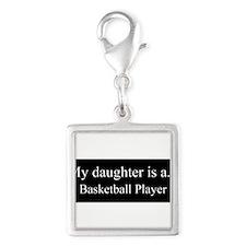 Daughter - Basketball Player Charms