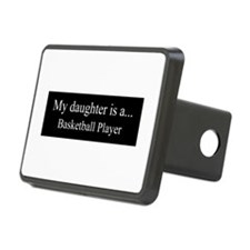 Daughter - Basketball Player Hitch Cover
