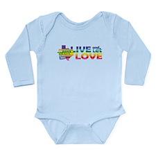 Live Let Love TX Body Suit
