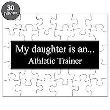 Daughter - Athletic Trainer Puzzle
