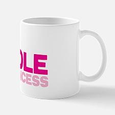 POLE PRINCESS with sexy lady and pole Mug