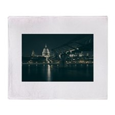 Washington D.C. Throw Blanket