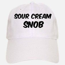 Sour Cream Baseball Baseball Cap
