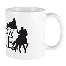 This is how I ROLE with medieval knight Mug