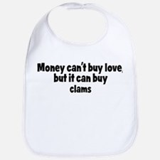 clams (money) Bib