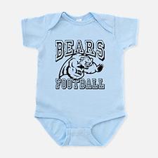 Bears Football Body Suit