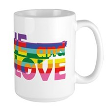 Live Let Love TN Mugs