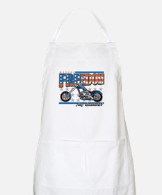 Define Freedom Motorcycle Apron