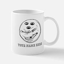 Custom Cartoon Bowling Ball Mugs