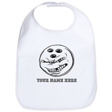 Custom Cartoon Bowling Ball Bib