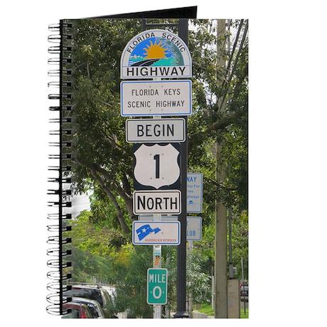 Highway One Key West Journal