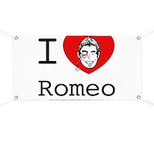 I Heart Romeo Banner