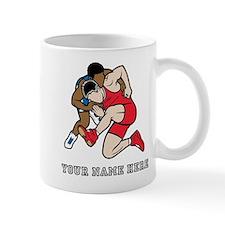 Custom Wrestling Mugs