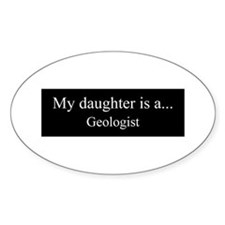 Daughter - Geologist Decal