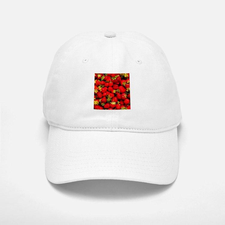 Strawberries Baseball Baseball Baseball Cap
