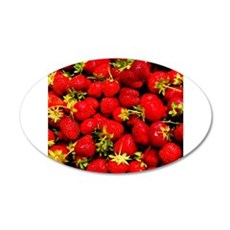 Strawberries Wall Decal