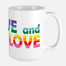Live Let Love Sc Mugs
