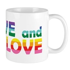 Live Let Love Sc Mugs