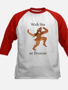 Walk Like An Etruscan Tee