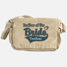 Brother of the Bride Messenger Bag