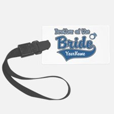 Brother of the Bride Luggage Tag