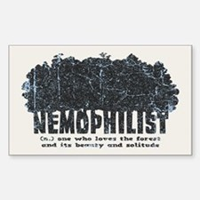 Nemophilist Decal