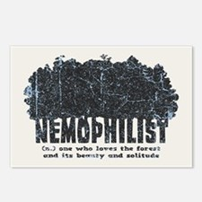 Nemophilist Postcards (Package of 8)