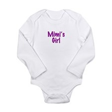 Mimis Girl Body Suit