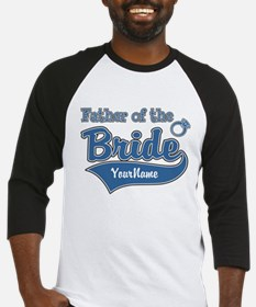 Father of the Bride Baseball Jersey