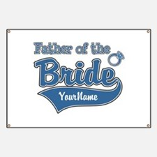 Father of the Bride Banner