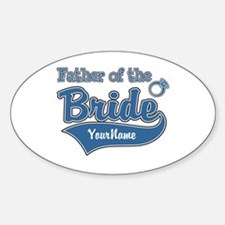 Father of the Bride Decal