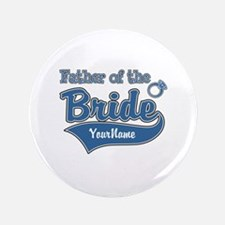 "Father of the Bride 3.5"" Button"