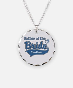 Father of the Bride Necklace