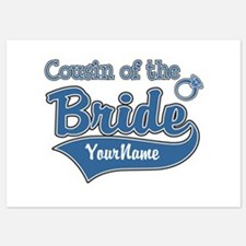 Cousin of the Bride Invitations