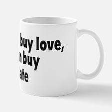 chocolate (money) Mug