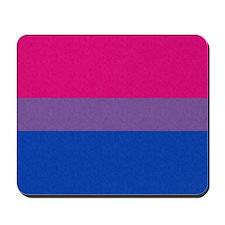 Bisexual Pride Flag Mousepad