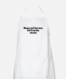 slivovitz (money) BBQ Apron