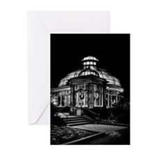 Allan Gardens Conservatory Greeting Cards