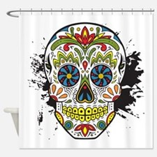 Mexican Shower Curtains Mexican Fabric Shower Curtain Liner