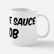 Barbecue Sauce Mug