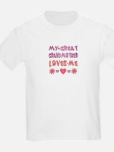 greatgrandmaheart T-Shirt