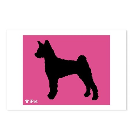 Pumi iPet Postcards (Package of 8)