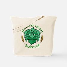 Green Man Logo 200dpi Tote Bag