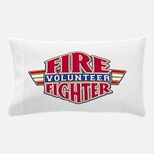 Volunteer Firefighter Pillow Case