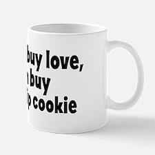 chocolate chip cookie (money) Mug