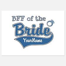 BFF of the Bride Invitations