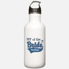BFF of the Bride Water Bottle