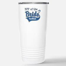BFF of the Bride Travel Mug