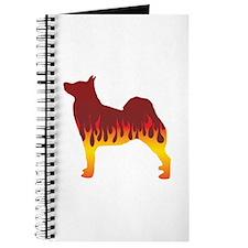 Buhund Flames Journal