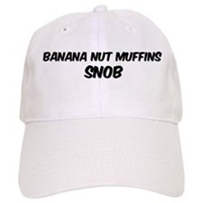 Banana Nut Muffins Baseball Cap